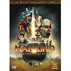 DVD - Mankind The Story of All of Us [DVD]