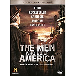 DVD - The Men Who Built America [DVD]