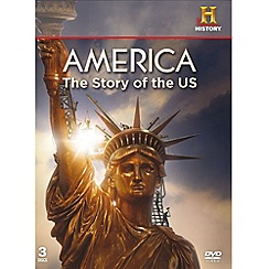 DVD - America: The Story of the US [DVD]