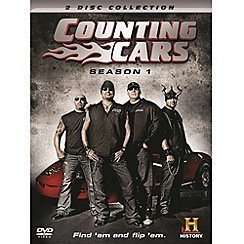 DVD - Counting Cars - Season 1 [DVD]