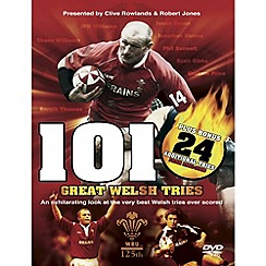 DVD - 101 Great Welsh Tries [DVD]