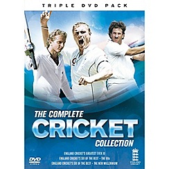DVD - Complete Cricket Collection [DVD]