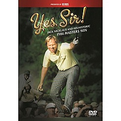 DVD - Yes Sir - The Jack Nicklaus Story [DVD]