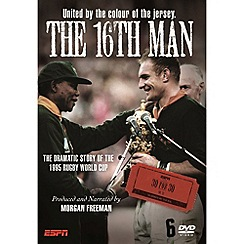 DVD - 16th Man - 1995 Rugby World Cup [DVD]