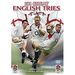 DVD - 101 Greatest English Tries [DVD]