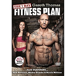 DVD - Gareth Thomas - The 7 Day Fitness Plan [DVD]