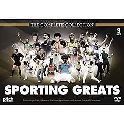 DVD - Sporting Greats - The Complete Collection [DVD]