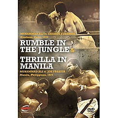 DVD - Boxing - Rumble in the Jungle / Thrilla in Manilla [DVD]