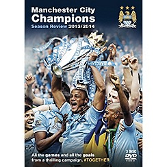 DVD - Manchester City 2013/14 Season Review [DVD]
