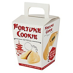 Debenhams - Fortune cookie keyring