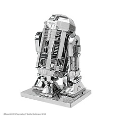Professor Puzzle - Star Wars Metal Earth R2D2
