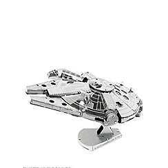 Professor Puzzle - Star Wars Metal Earth Millenium Falcon