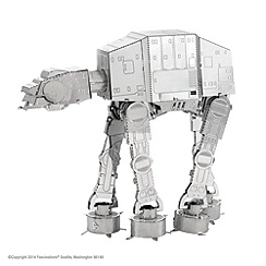 Professor Puzzle - Star Wars Metal Earth At-At