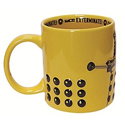 Doctor Who - Dalek 2D Mug