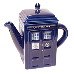 Doctor Who - Tardis Teapot