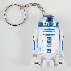 Star Wars - R2D2 Keychain Torch