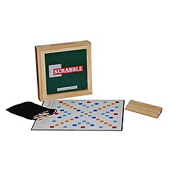 Hasbro Gaming - Scrabble Nostalgia