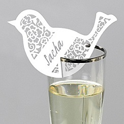 Talking Tables - Something In The Air bird place card