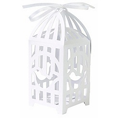 Talking Tables - Something In The Air birdcage favour box