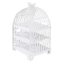 Talking Tables - Something In The Air birdcage cakestand