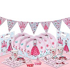 Talking Tables - Princess party pack