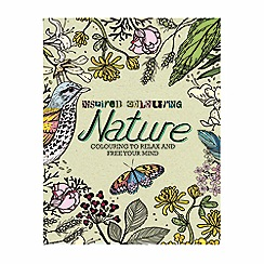 Debenhams - Inspired colouring: Nature