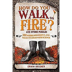 All Sorted - How do you walk on fire?  book