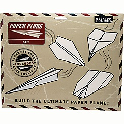 Paladone - Desktop Distractions Paper Plane Set