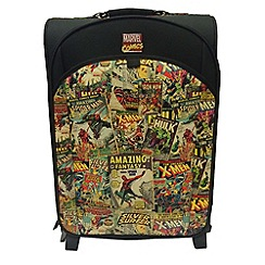 DC Comics - Marvel small trolley suitcase