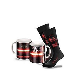 Star Wars - EP7 Mug & sock set
