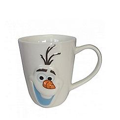 Disney Frozen - Olaf Bas relief mug