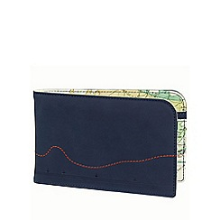 Wild & Wolf - Cartography travel wallet