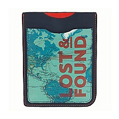 Wild & Wolf - Cartography passport cover