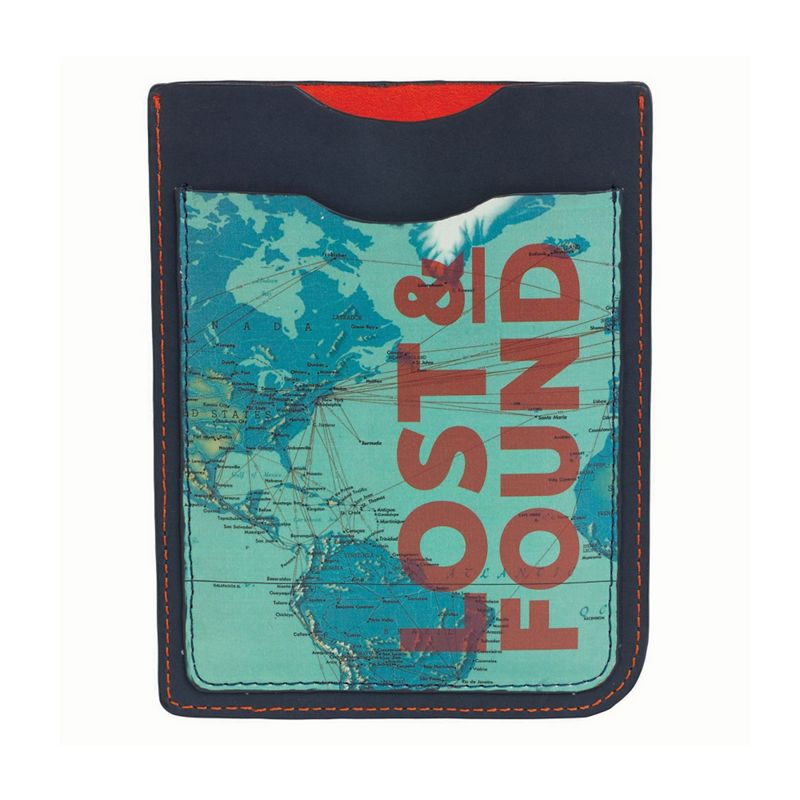 Wild and Wolf Cartography passport cover