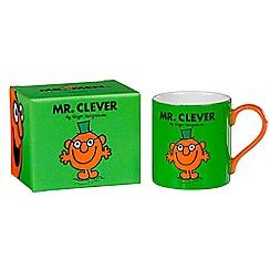 Mr Men - Mr clever mug