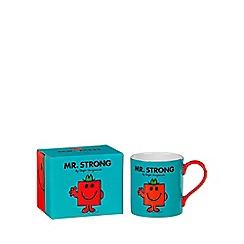 Mr Men - Mr strong mug