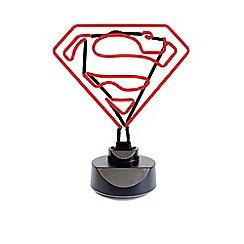 Superman - Neon light