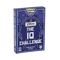 Ginger Fox - Mensa - challenge your IQ