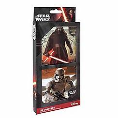 Star Wars - 3D coasters