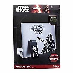 Star Wars - Gadget Decals