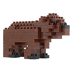Debenhams - Animal planet pixel bricks - bear