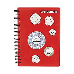Debenhams - Spirograph notebook
