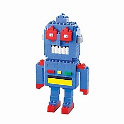 Debenhams - Pixel bricks robot
