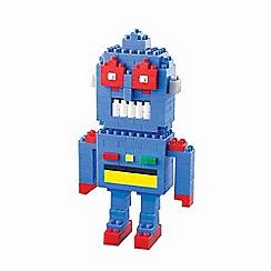 Debenhams - Pixel bricks robot