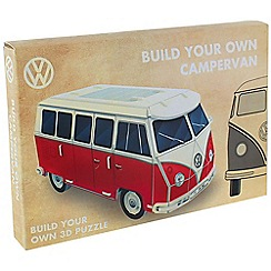 Debenhams - Build your own 3D campervan