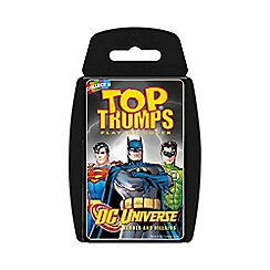DC Comics - Top Trumps