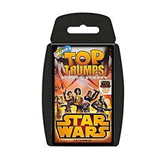 Star Wars - Top Trumps