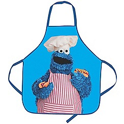 Sesame Street - Cookie Monster Character Apron