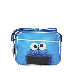 Sesame Street - Cookie Monster Retro Bag