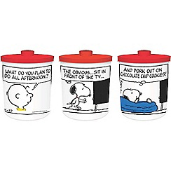 Snoopy - Peanuts Biscuit Tin